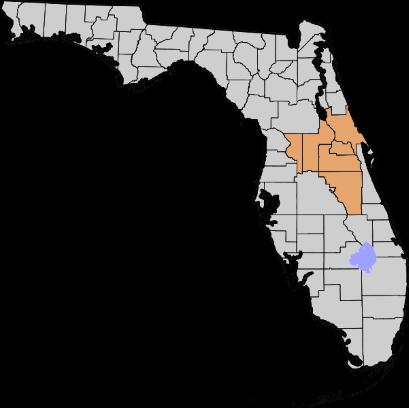 Mid Florida Hood Service Area